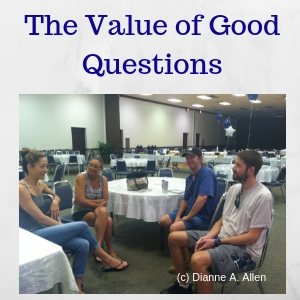 The Value of Good Questions